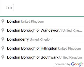google-places-autocomplete